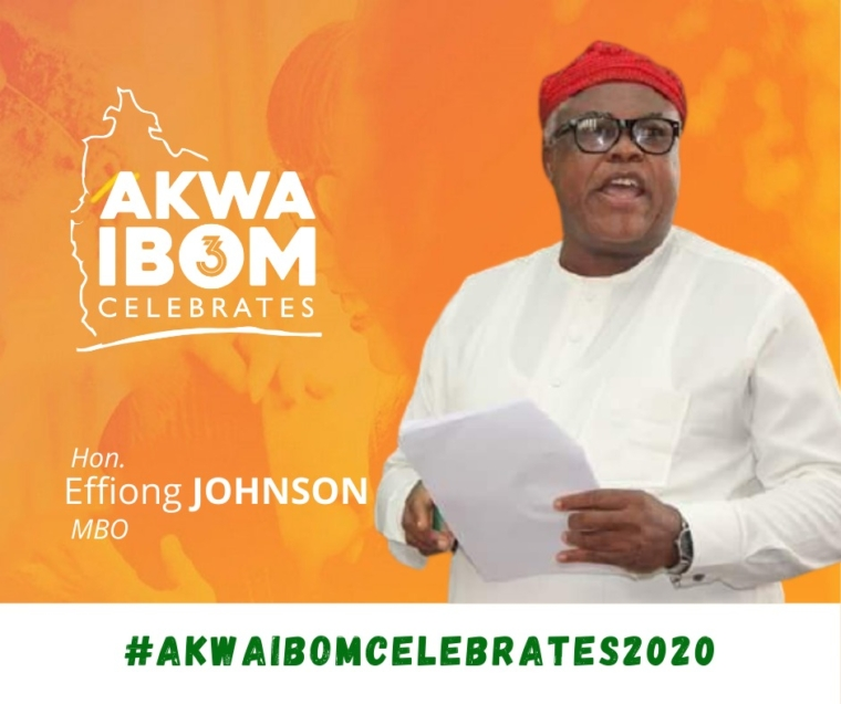 Hon Effiong Johnson