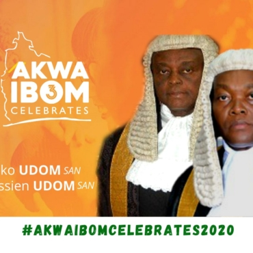Uko Udom and Essien Udom
